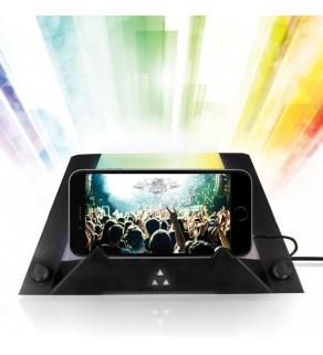 Prism Projection Speaker