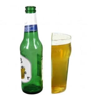 Hapy Half Pint Glass