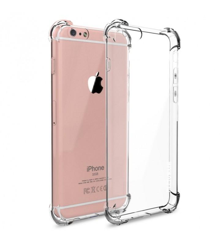 Transparent Shockproof Gel Case - Samsung