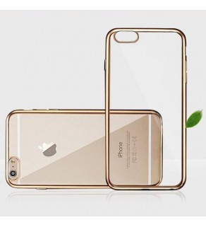 iPhone Colour Bumper TPU Gel Case
