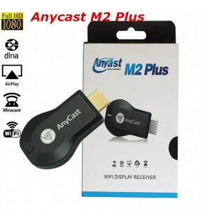 Newest TV Stick Anycast M2 Plus wifi Miracast DLNA Airplay Dongle For iOS Andriod Windows 8.1