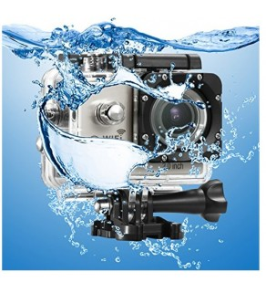 Waterproof WiFi Action Camera 14MP 1080P HD 2.0″LCD