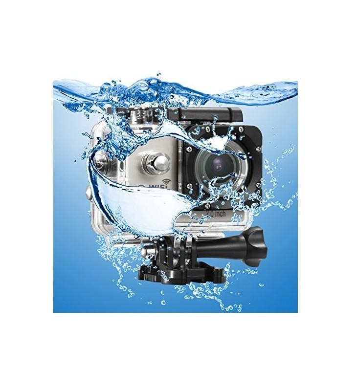 Waterproof WiFi Action Camera 14MP 1080P HD 2.0″LCD