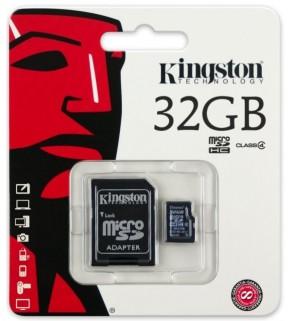 32 Gb Class 10 Memory Card