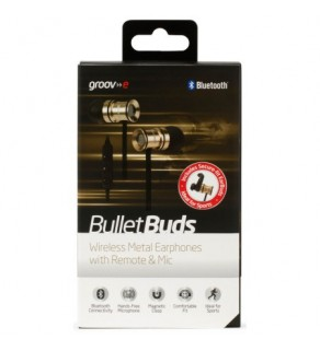 Groove Bullet Buds