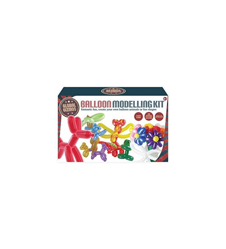 Ballon Modelling Kit