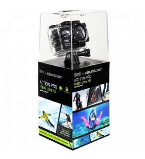 itek Action Pro 1080p Ultra HD Sports Camera