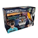 4D Space exploration VR Headset