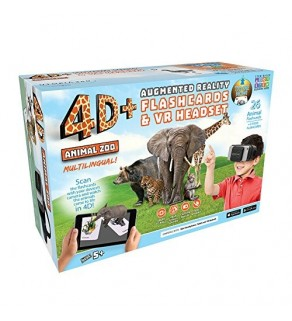 4D Animal Zoo VR Headset