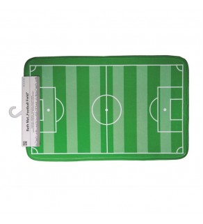 Bath Mat Football Field