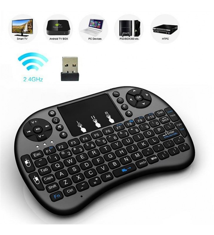 Android/Smart TV Remote Keyboard
