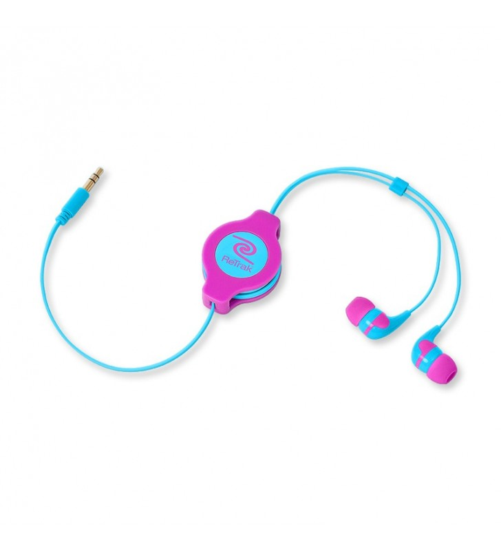 Retrak Neon Sport Earphones