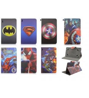 Universal Marvel Comic Tablet Cases