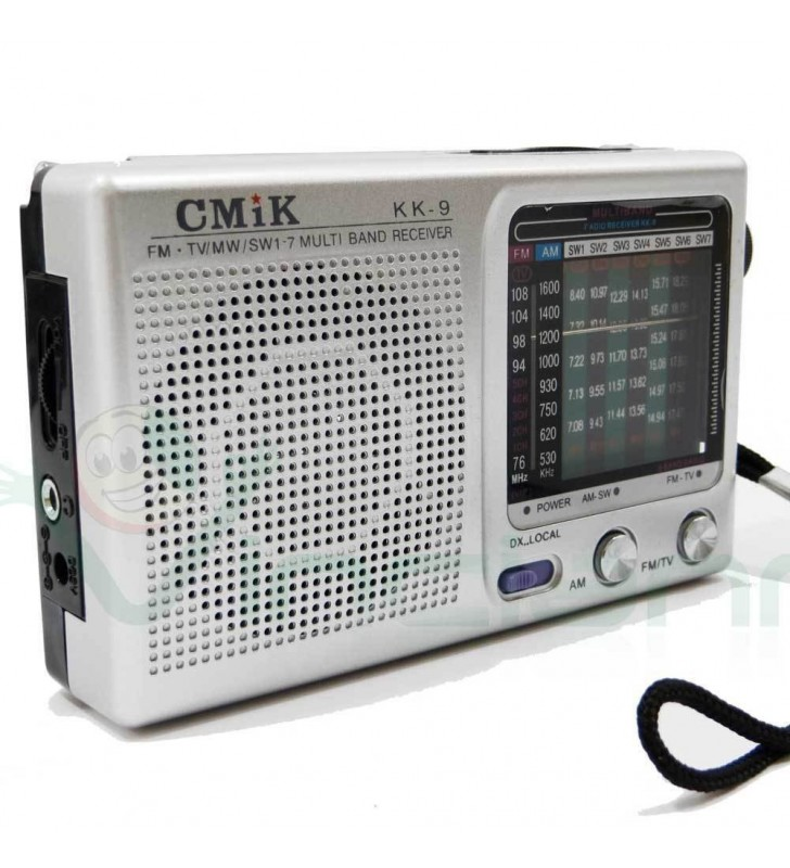 KK-9 Portable Radio