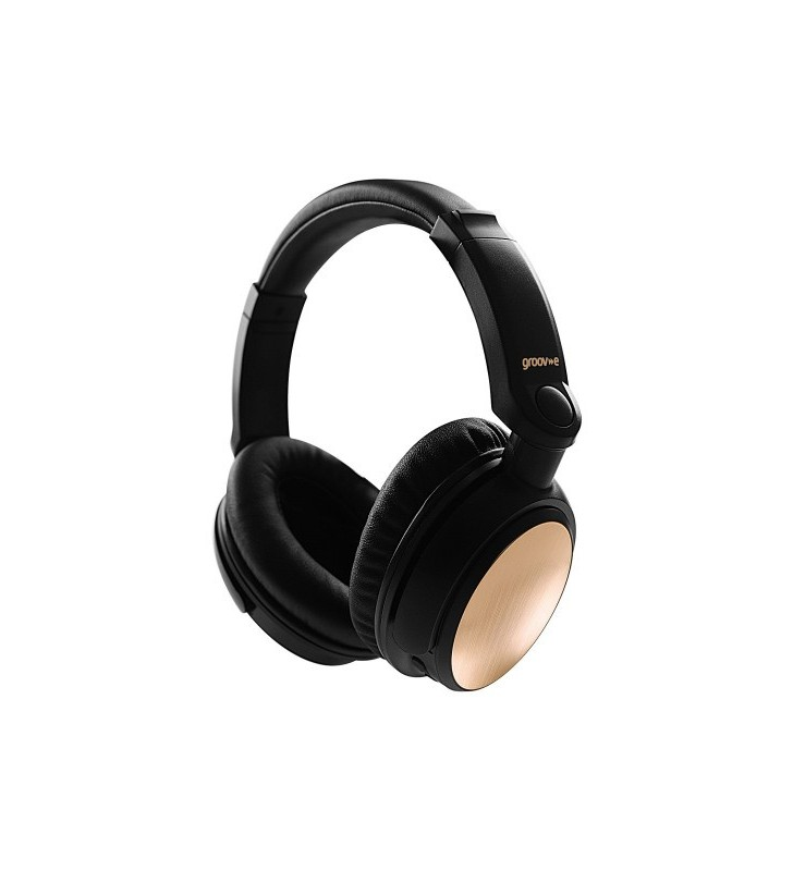 Groov-e Ultra Wireless Headphones with Powerful Sound GVBT700