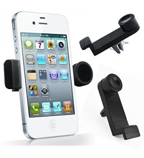 Portable Car Air Vent Mount For Smartphones
