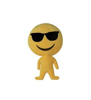 Emoji Cool Dude Standing Man