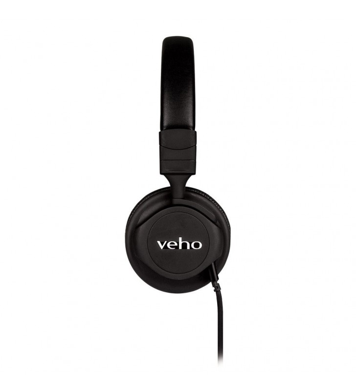 Veho Z-4 On-Ear Wired Headphones with Folding Design
