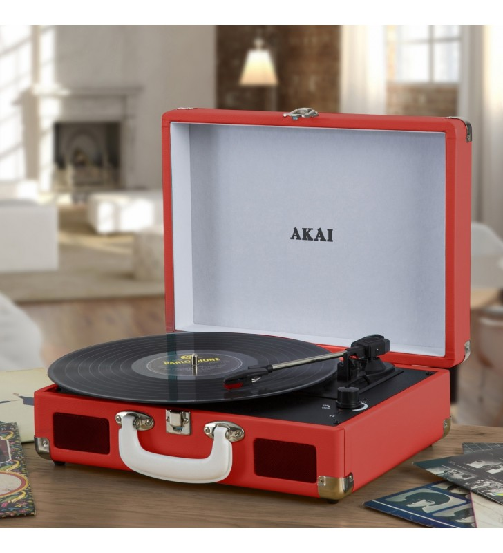 Akai Retro Turntable