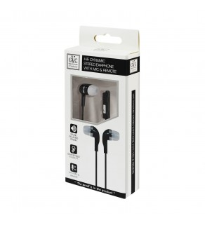 GVC In Ear Earphones With Mic