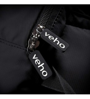 Veho Hybrid Super Padded Bag with Rucksack / Backpack Option for Laptop / Notebook
