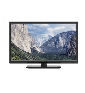 "Veltech 24"" LED TV with DVD Player"