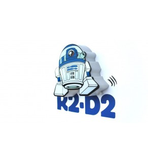 Mini R2-D2 Light
