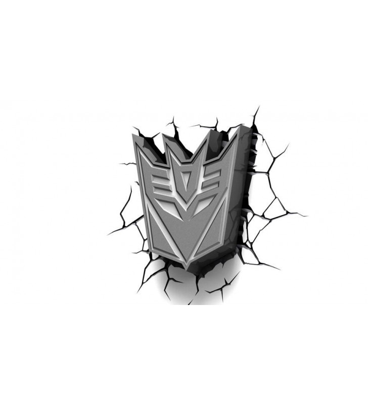 Decepticon Shield Light