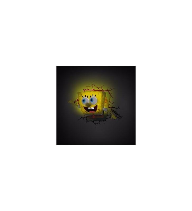 SpongeBob 3D Deco Wall Light / Night Light
