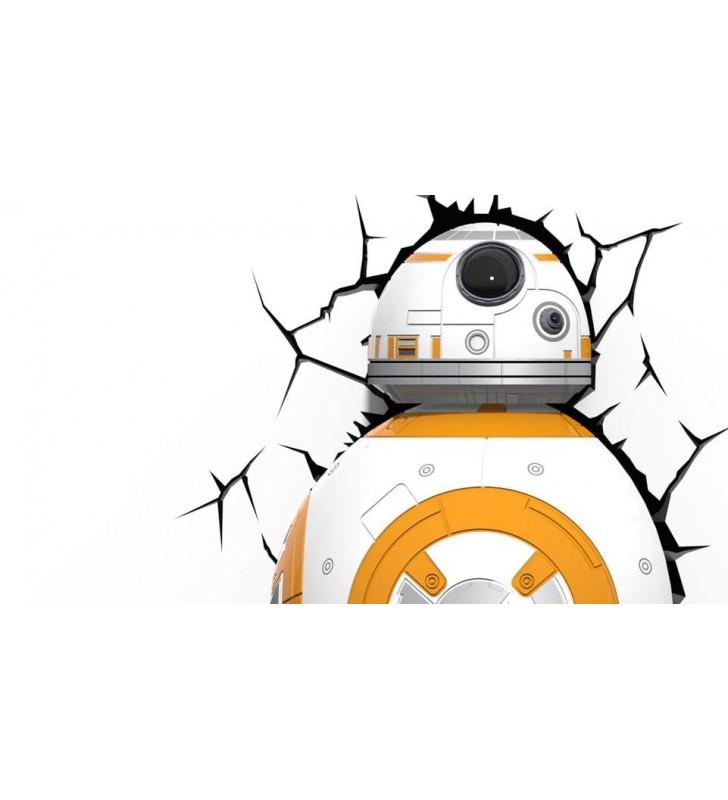 Star Wars BB-8 Light 3D Wall Light