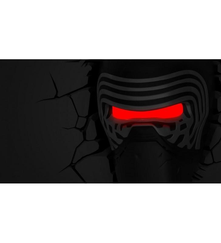 Star Wars Kylo Ren 3D Wall Light