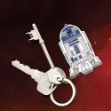 Star Wars R2-D2 Keyring