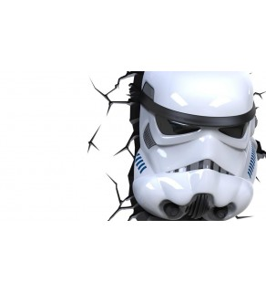 Star Wars Stormtrooper 3D Wall Light