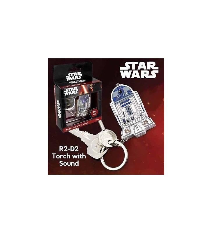 Star Wars R2-D2 Keyring