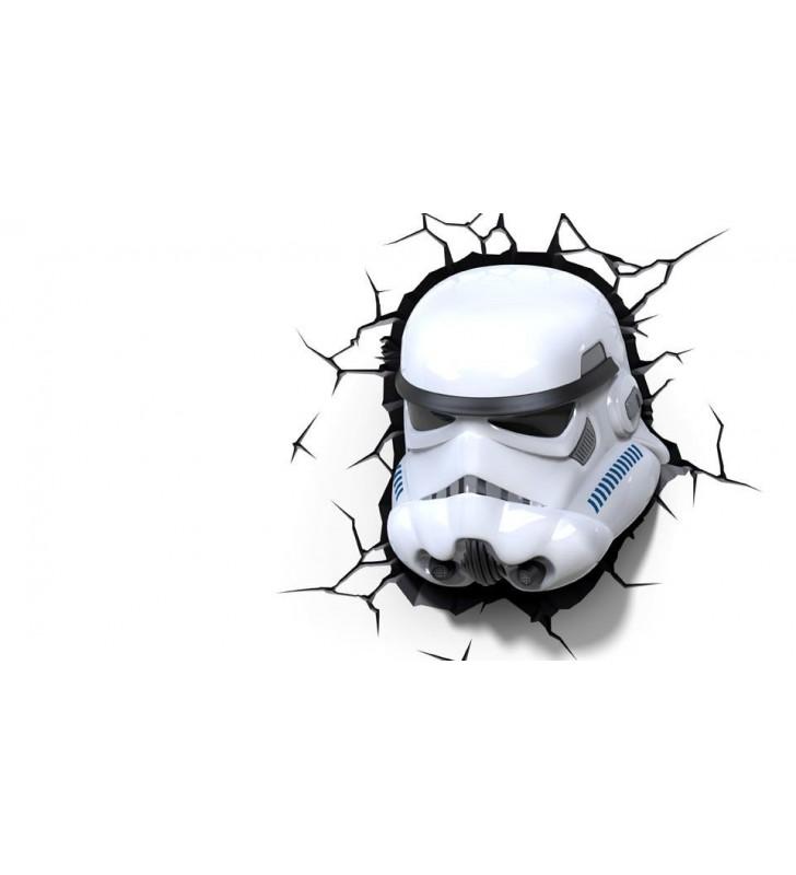 Star Wars Stormtrooper 3D Wall Light