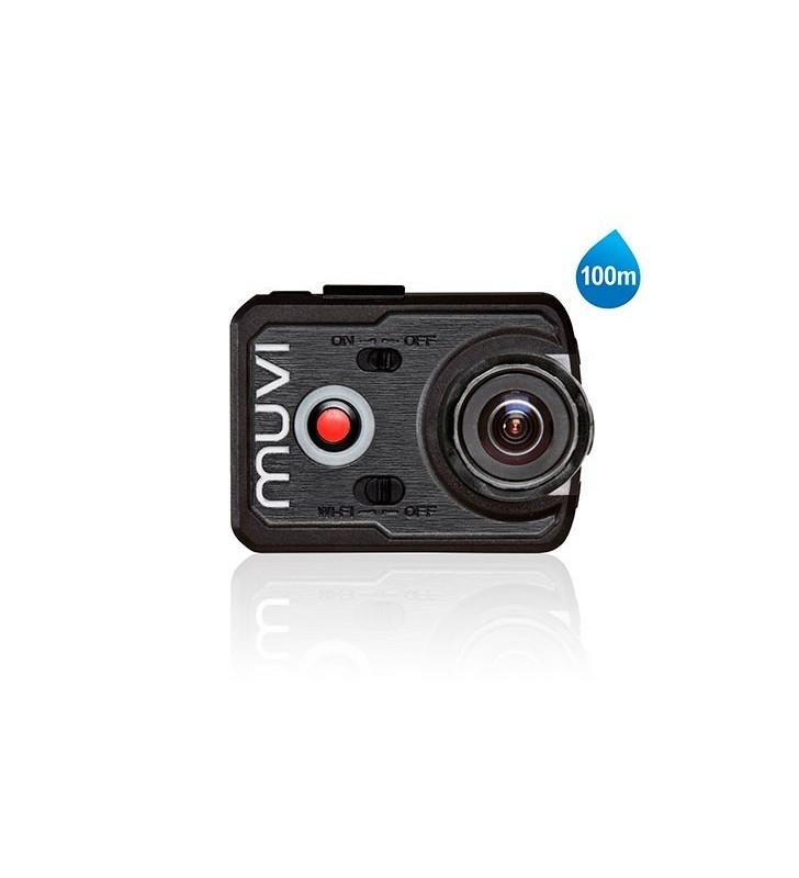 Veho - Muvi K-Series K-2 NPNG Wi-Fi Handsfree Action Camera