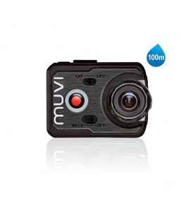 Veho - Muvi K-Series K-2 NPNG Wi-Fi Handsfree Action Camera