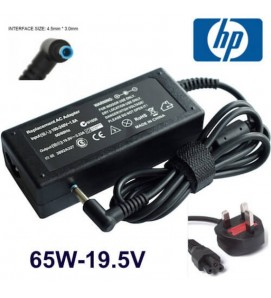 HP/Compaq laptop charger 19.5V 3.33A 4.5 x 3.0