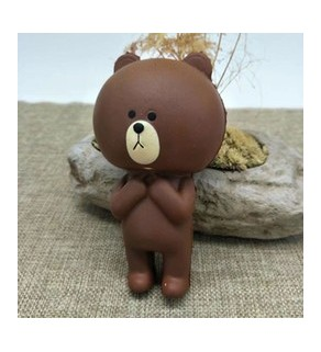 Squishy Rilakkuma Bear 12cm Slow Rising Squishies