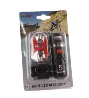 L.E.D Bicycle Headlight