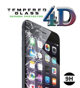 4D Tempered Glass Screen Protectors ( Apple )