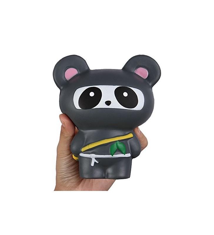 Ninja Panda Slow Rising Squishy Squishies