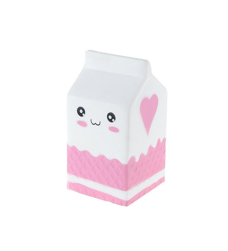 Milk Carton Slow Rising Squishy Squishies