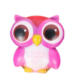 Big Eye Owl Slow Rising Squishy Squishies