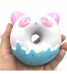 Doughnut Cat Slow Rising Squishy Squishies