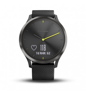 Vivomove HR Sport - Black