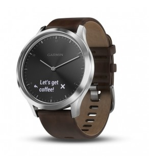 Vivomove HR Premium Black/Silver