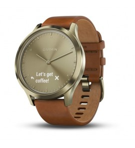 Vivomove HR Premium Brown/Gold Tone