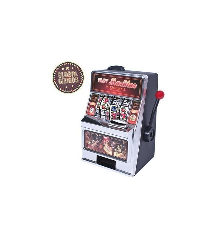 Savings Bank Slot Machine