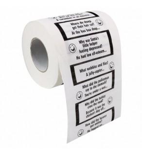 Joke Toilet Paper